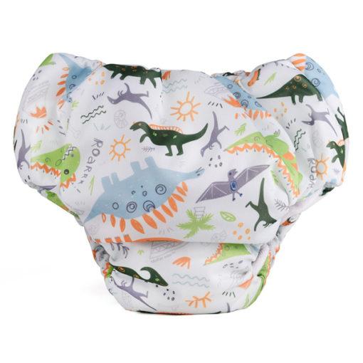 Mother-Ease Bedwetter pants Dino - De Luierhoek, wasbare luiers