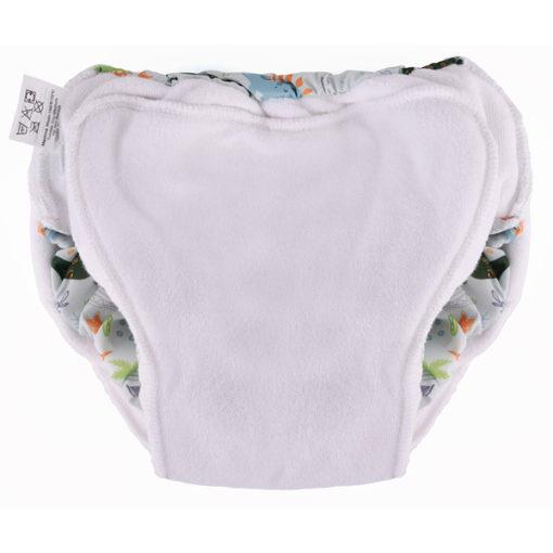 Mother-Ease Bedwetter pants binnenzijde - De Luierhoek, wasbare luiers