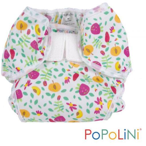 Popolini Popowrap Fruit - De Luierhoek, wasbare luiers