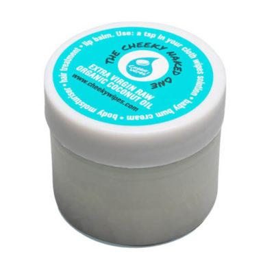 Cheeky Wipes Kokosolie 50 ml - De Luierhoek, natuurlijke verzorging
