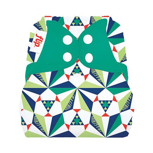 bumGenius Flip cover Sierpinski