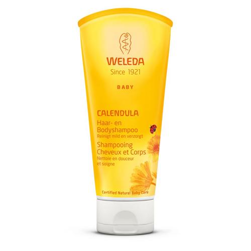 shampoo wasgel calendula weleda