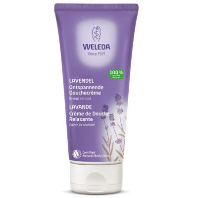 Douchegel Lavendel Weleda - De Luierhoek, natuurlijke verzorging