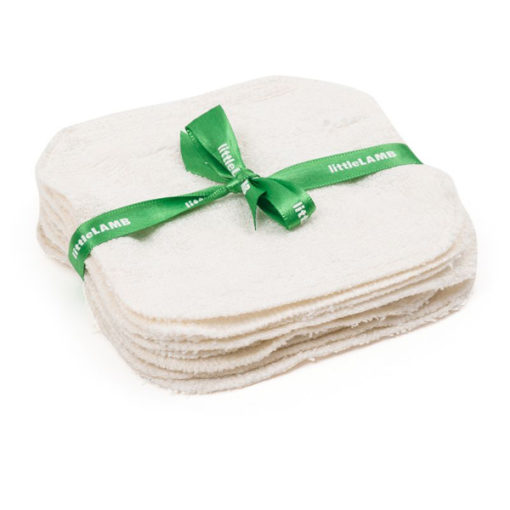 Little Lamb bamboe wipes