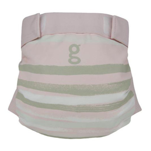 gNapppies gPants - gee i love the sea pink - De Luierhoek, wasbare luiers