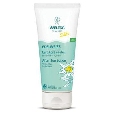 Edelweis Aftersun Lotion Weleda - De Luierhoek, natuurlijke verzorging