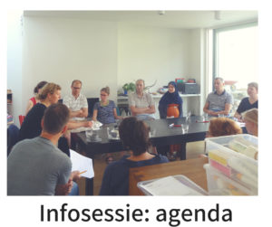 Agenda infosessie wasbare luiers - De Luierhoek, wasbare luiers