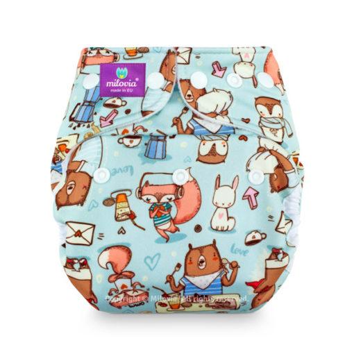 milovia nappy cover one size Little Pleasures - De Luierhoek, wasbare luiers - kopie