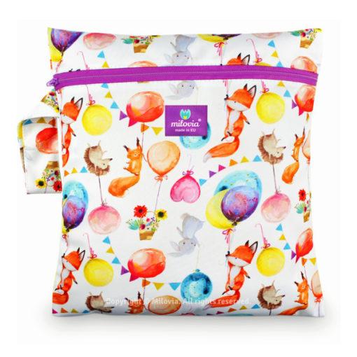 milovia wet bag Following Dreams - De Luierhoek, wasbare luiers