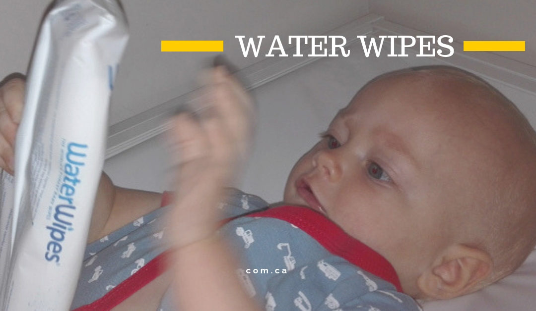 Water Wipes getest door 3 mama's – review