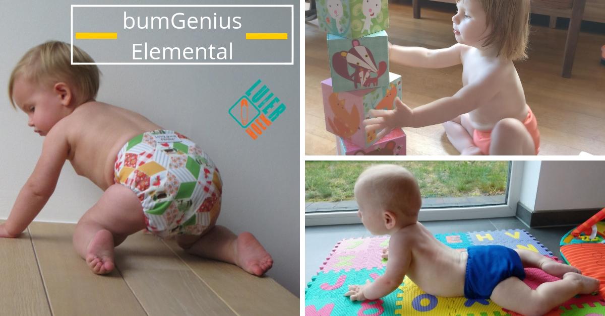 bumGenius Elemental Review - De Luierhoek, wasbare luiers