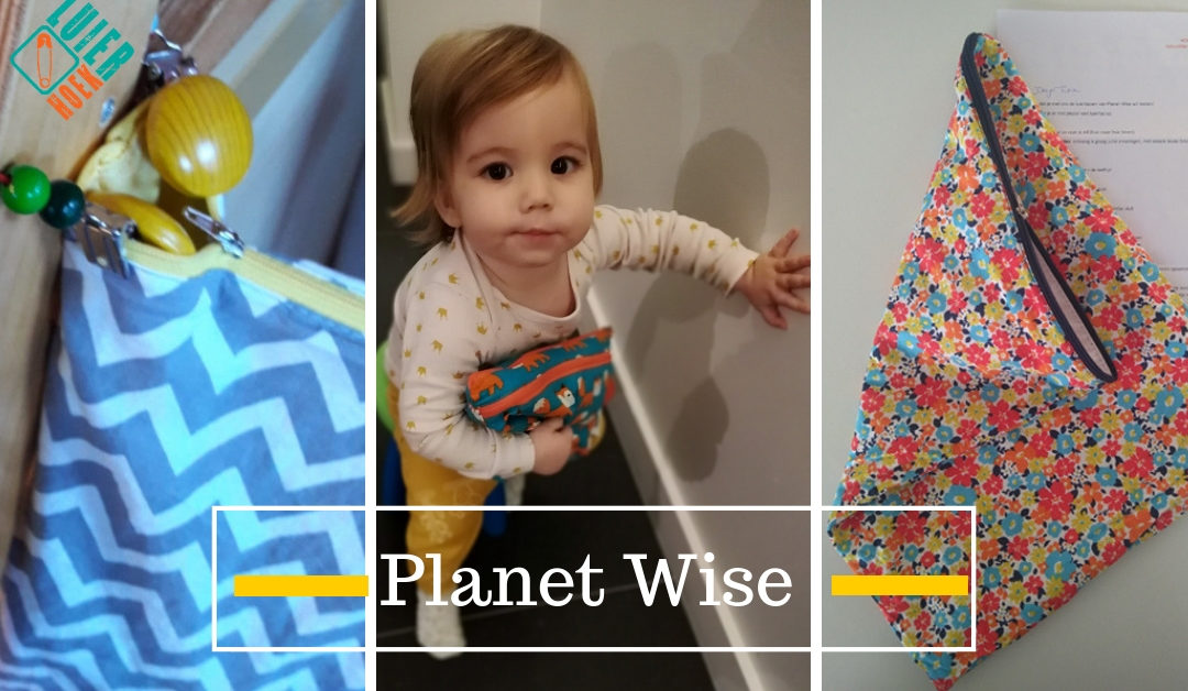 Planet Wise Luiertas getest – review