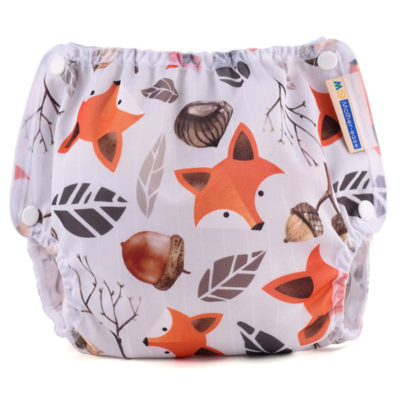 Mother Ease Air Flow Foxy - De Luierhoek, wasbare luiers