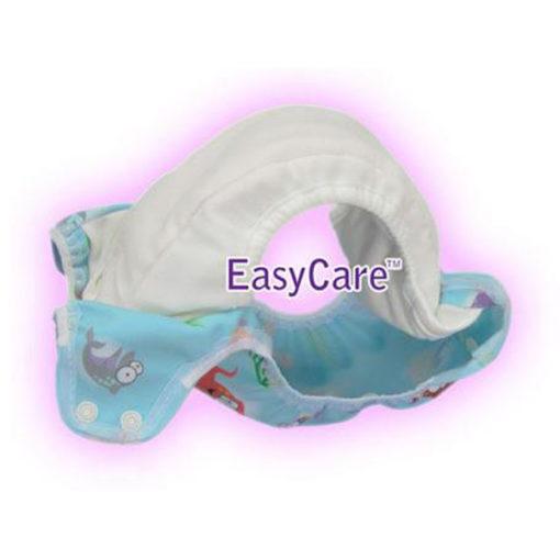 Mother-Ease Uno binnenzijde - De Luierhoek, wasbare luiers
