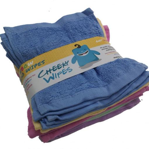 Cheeky wipes Cream Rainbow - De Luierhoek, wasbare luiers en natuurlijke verzorging