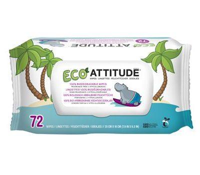 Ecologische billendoekjes Attitude - De Luierhoek, natuurlijke verzorging