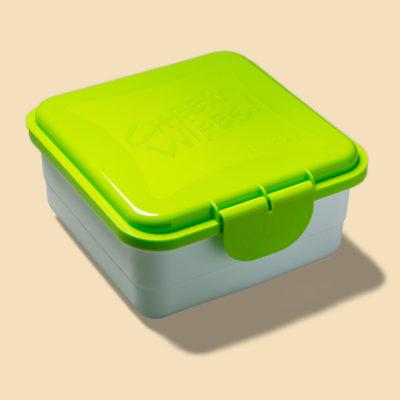 Cheeky Wipes doos voor vuile doekjes - De Luierhoek, wasbare luiers