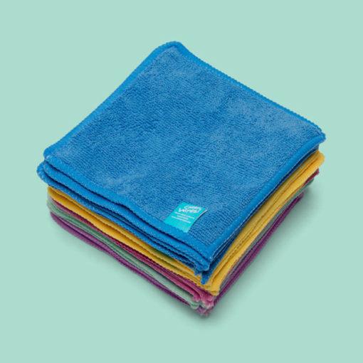 Cheeky Wipes microvezel doekjes 2 - De Luierhoek, wasbare billendoekjes