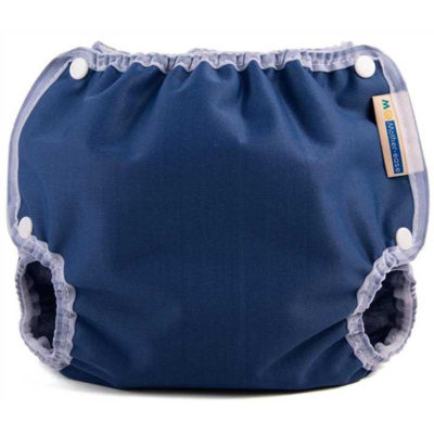 Mother-Ease Air Flow cover Navy - De Luierhoek, wasbare luiers