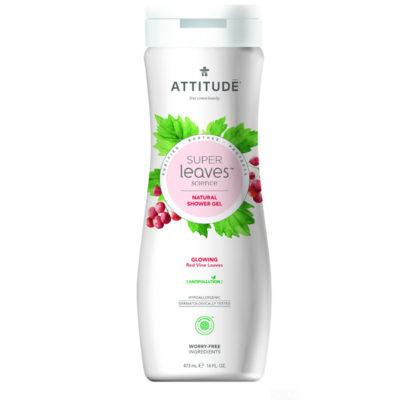 Attitude Super Leaves Body Wash Glowing - De Luierhoek, natuurlijke verzorging