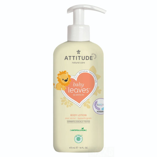 Attitude Baby Leaves Bodylotion Perennectar - De Luierhoek, natuurlijke verzorging