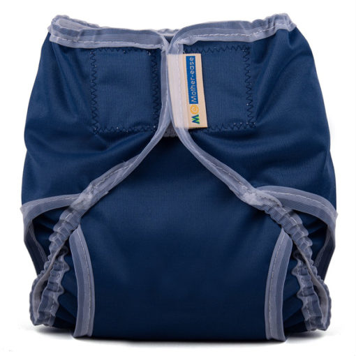 Mother-Ease Rikki Navy - De Luierhoek, wasbare luiers
