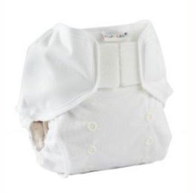 Popolini Popowrap newborn wit - De Luierhoek, wasbare luiers