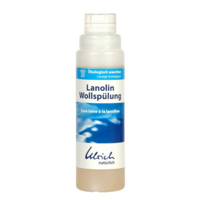 Wolspoeling met lanoline Ulrich Naturlich - De Luierhoek, wasbare luiers