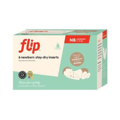bumGenius Flip newborn stay dry inleggers - De Luierhoek, wasbare luiers