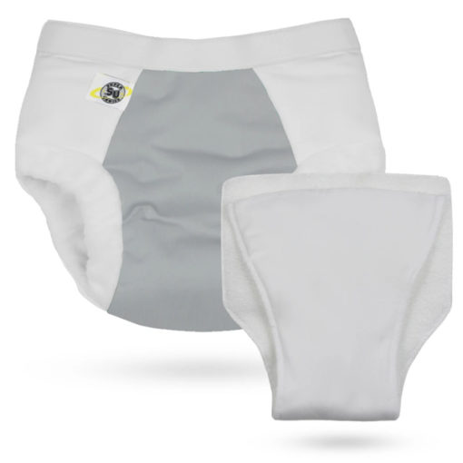 Super Undies Hero Undies Dove - De Luierhoek, wasbare luiers