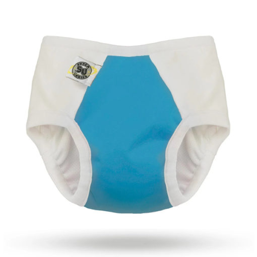 Trainingsbroekje Pull On Super Undies Aqua - De Luierhoek, wasbare luiers