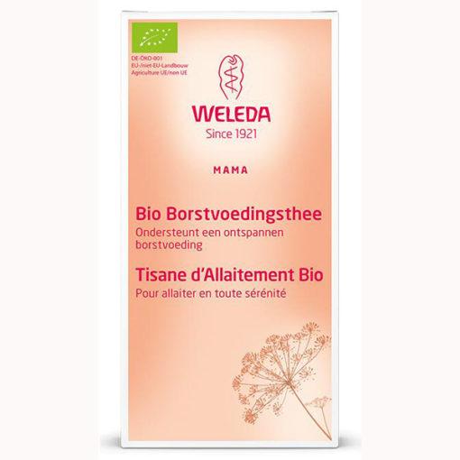 Weleda borstvoedingsthee - De Luierhoek