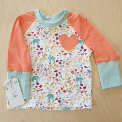 Be.M Shirt Willife Pink