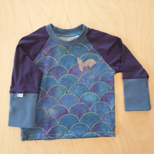 Be.m Shirt Ocean Waves