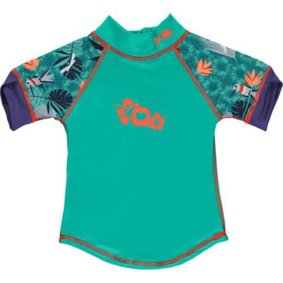 Close Pop-in UV werende shirt Kolibri - De Luierhoek, wasbare luiers