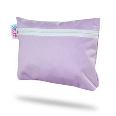 Petit Lulu Small Wetbag - Lilac - De Luierhoek, natuurlijke verzorging