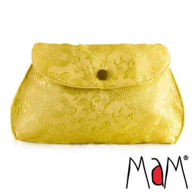 MaM Ecofit tasje Golden Blossom - De Luierhoek, natuurlijke verzorging