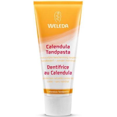 Weleda Calendula Tandpasta - De Luierhoek, natuurlijke verzorging