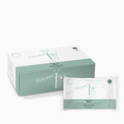 Naif vochtige doekjes voordeelpakket 8 stuks - De Luierhoek, wasbare luiers